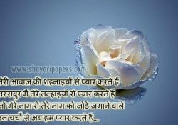 love shayari for girlfriend hindi sms