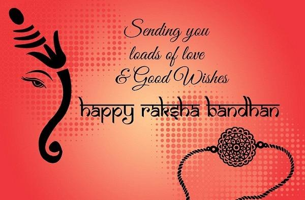 happy rakhi whatsapp hindi messages
