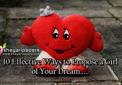 10 Effective Ways to Propose a Girl of Your Dream